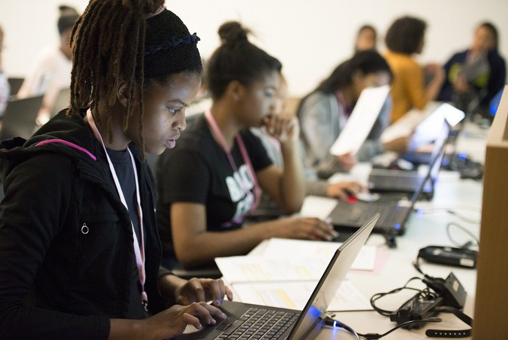 ECA is empowering Young African Girls through Coding